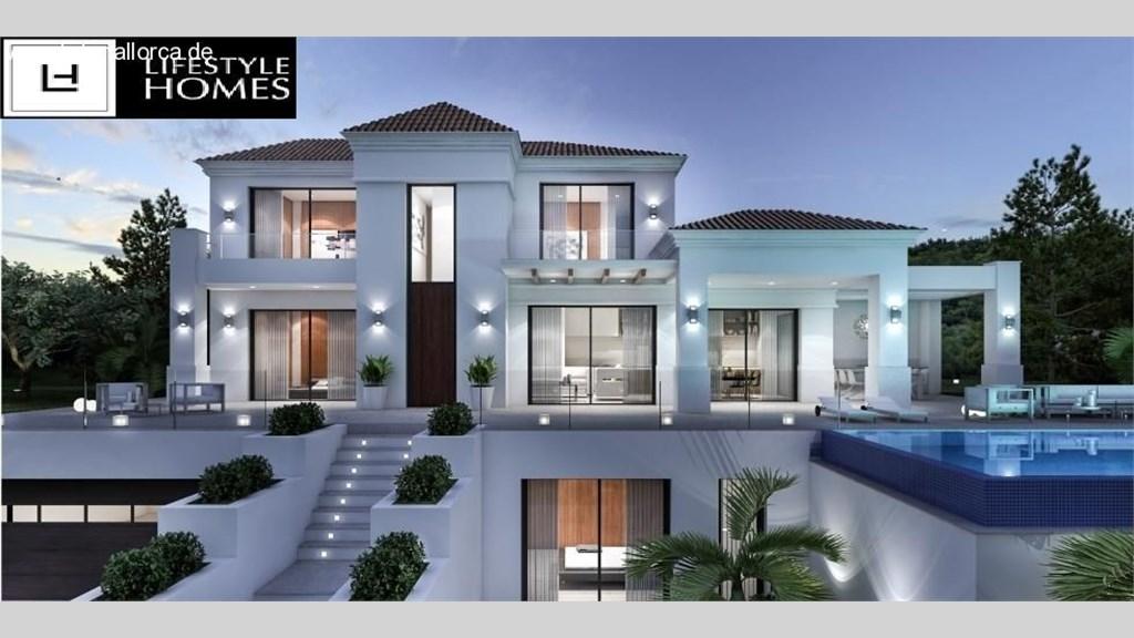 hd eigenwillige moderne bauhausstil villa mit 4 sz ohne grundst ck www. Black Bedroom Furniture Sets. Home Design Ideas